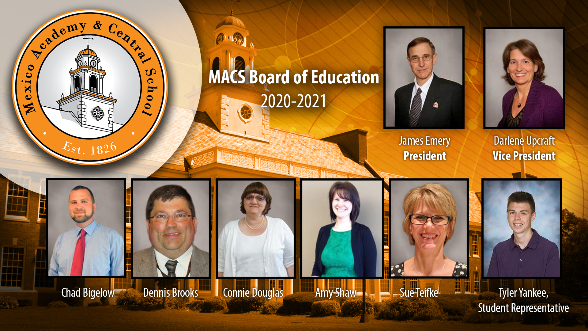board of ed for 2020-21