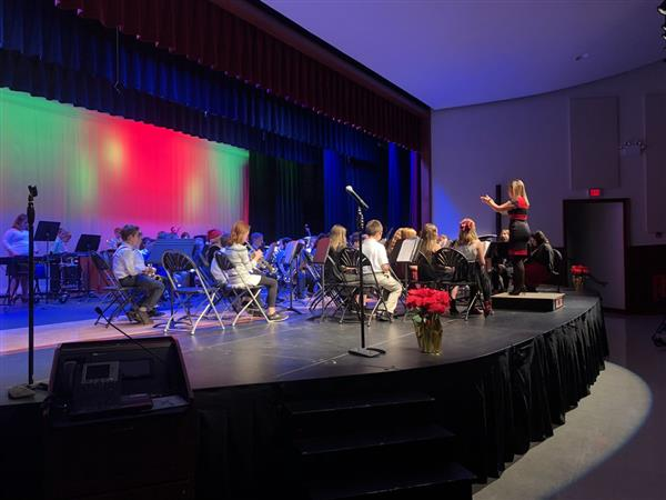 Holiday Concerts in Full Swing
