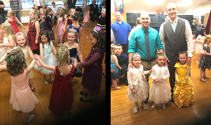 Photos from the Palermo Elementary Royal Ball