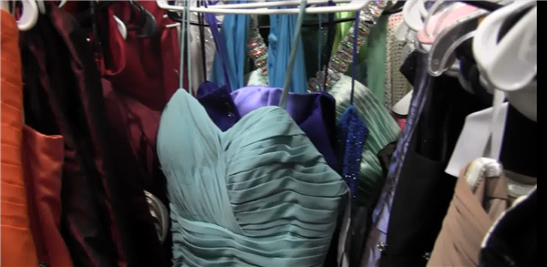 Video: Program returns to offer prom dresses