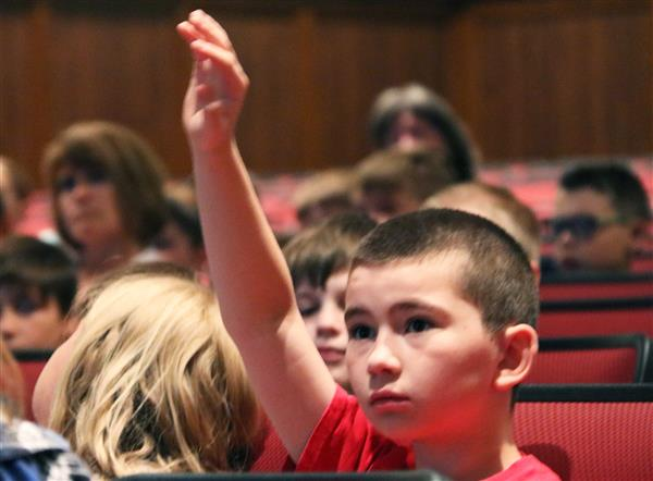 MACS 4th graders begin transition to middle school
