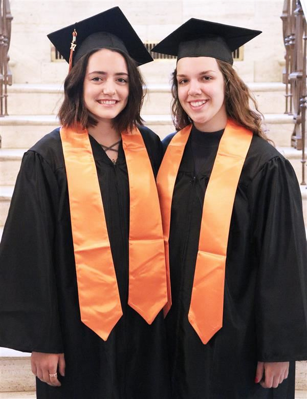 MHS valedictorian, salutatorian reflect on experiences
